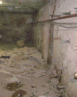 почистване на тавани и мазета