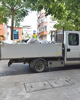 извозване на строителни отпадъци 3